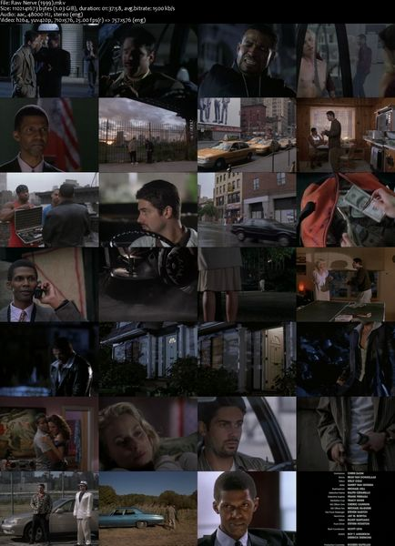 Raw Nerve (1999) — The Movie Database (TMDb)