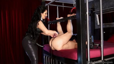Kinky Mistresses - Mistress Ezada my Anal Slut