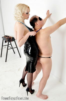 Femme Fatale Films - Back for More Mistress Heather
