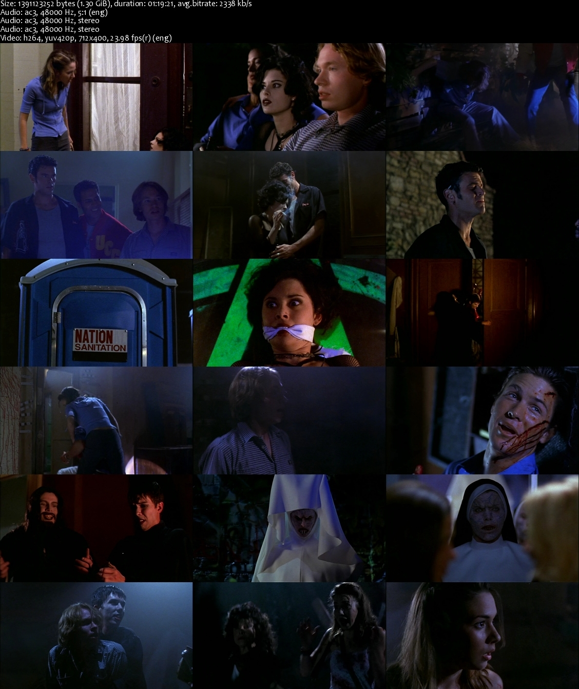 the convent 2000 dvdrip 130gb