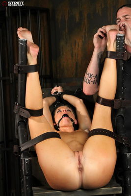 Strict Restraint - She's a Perfect Toy - India Summer