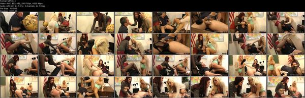 Detention Brats from The Great Cuckold Contest 2 - Jessica Ryan, Britney Amber