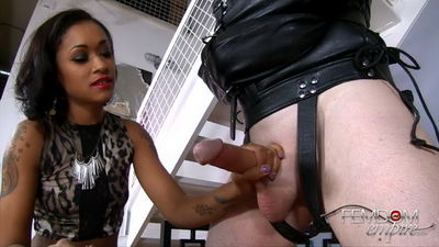 Femdom Empire ICY-HOT CHASTITY Skin Diamond