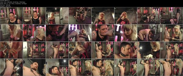 Felix the Lucky Slave 8 Scene 1