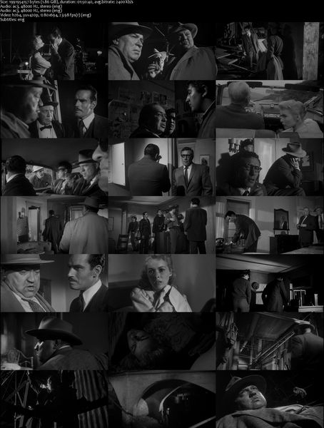 Touch of Evil (1958) BRRip 1 86GB