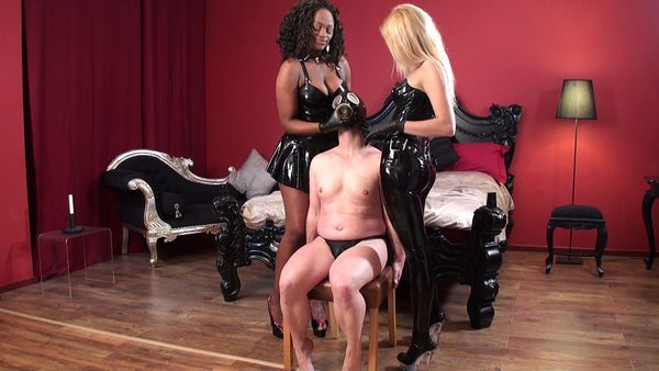 The Milked Slave - Lady Natalie Black, Mistress Ava Black