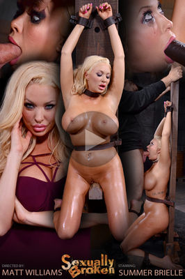 Sexually Broken - Mar 18, 2015 Summer Brielle | Matt Williams | Jack Hammer