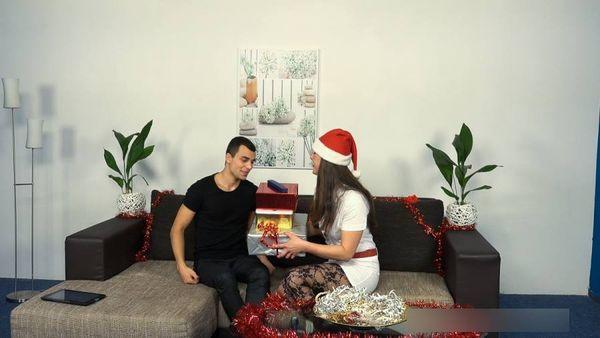 CFNM Merry Christmas part 1