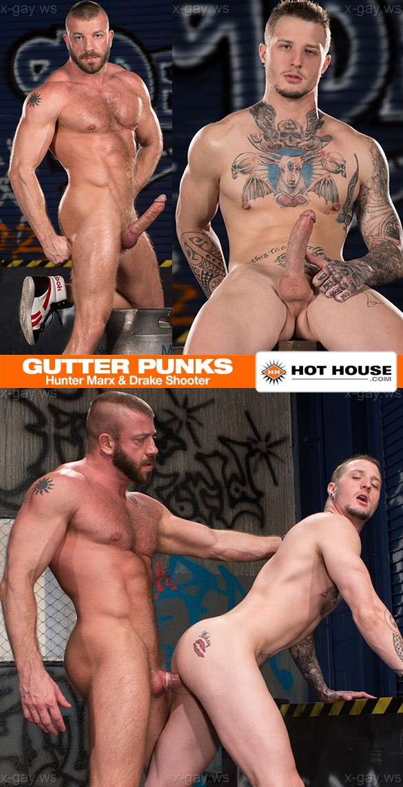 HotHouse – Hunter Marx & Drake Shooter