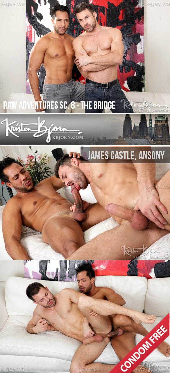 KristenBjorn – James Castle & Ansony, Bareback