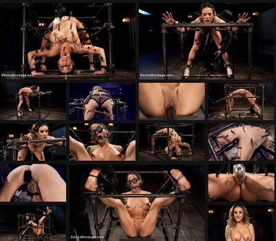 Device Bondage - Apr 10, 2015 - Nadia Styles and Orlando