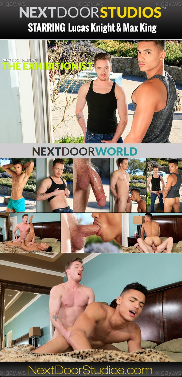 NextDoorWorld – Lucas Knight & Max King