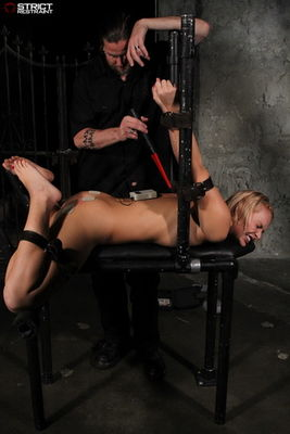 Strict Restraint - One Tough Cookie Part 2 - Jamey Janes