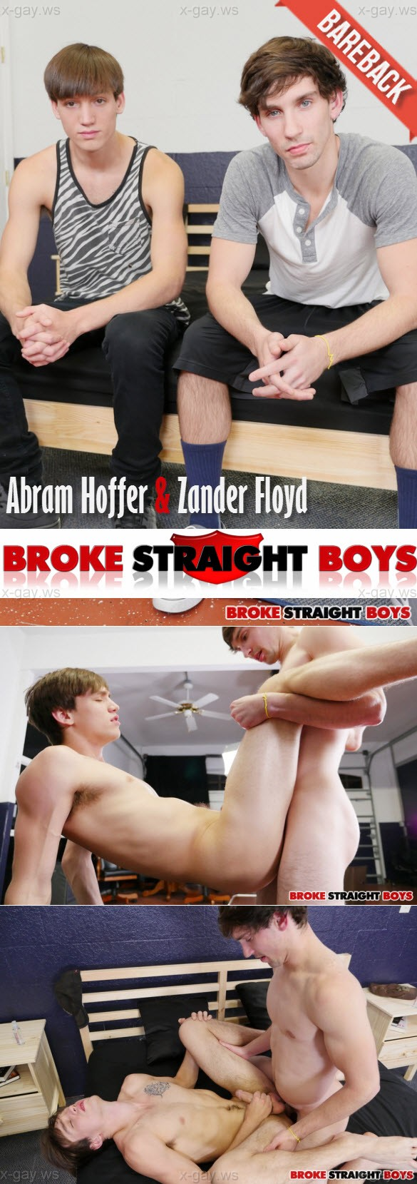 BrokeStraightBoys – Abram Hoffer & Zander Floyd, RAW