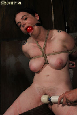 Society SM - Tits to be Tied - Sybil Hawthorne