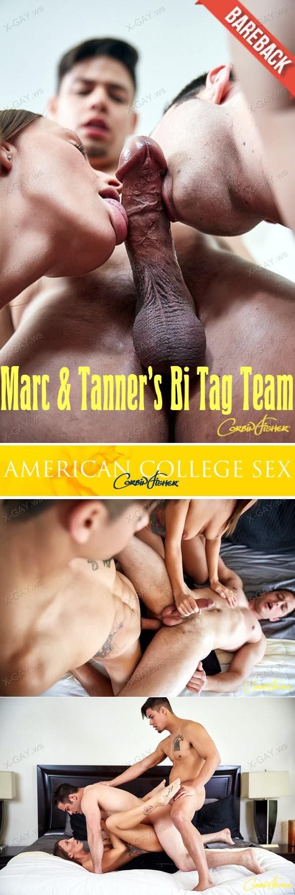 CorbinFisher – Marc & Tanner's Bi Tag Team, Bareback