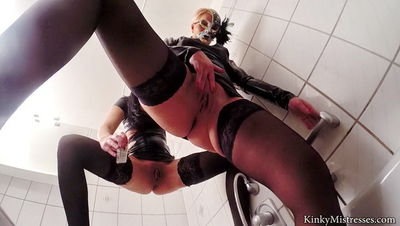 Kinky Mistresses Lady Juliette - Golden Shower