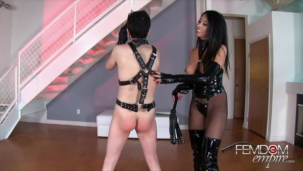new 29.04.2015 Punished by Mistress Tangent