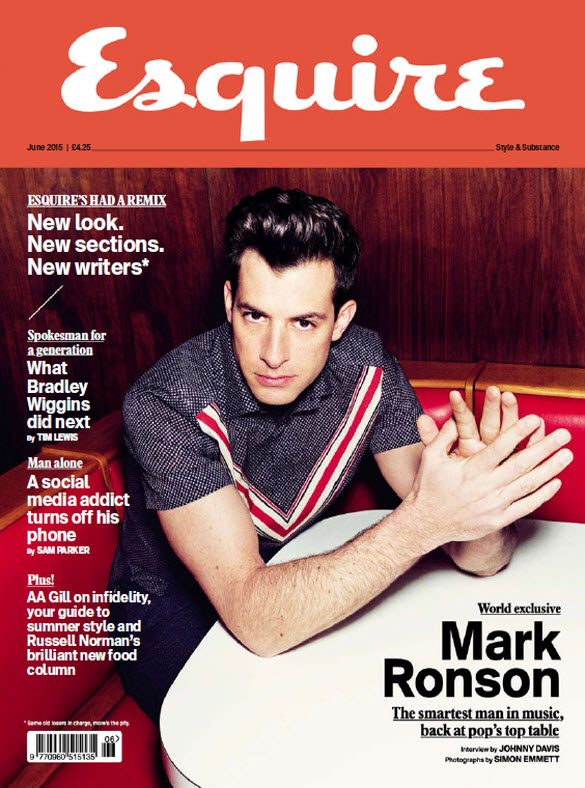 Esquire UK – June 2015
