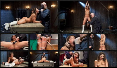 Hogtied - May 14, 2015 - Sgt. Major and Abella Danger
