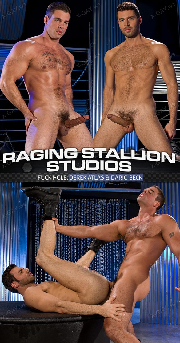 RagingStallion: Fuck Hole (Derek Atlas & Dario Beck)