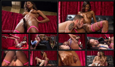 TS Seduction - May 27, 2015 - Wolf Hudson and Natassia Dreams