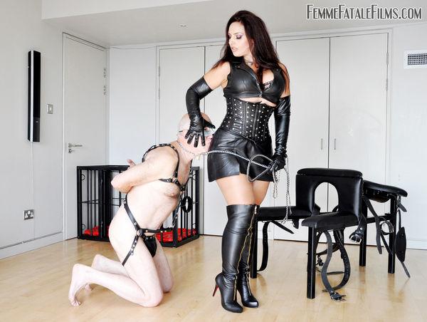 FemmeFataleFilms - Mistress Ezada Sinn - 300 complete