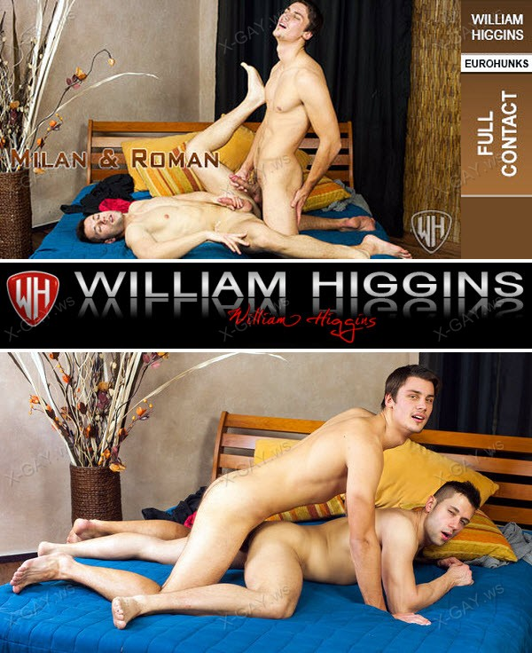 WilliamHiggins: Milan Neoral & Roman Madlec (Full Contact)
