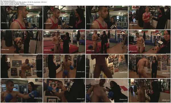 CFNMtv - boxers part 1