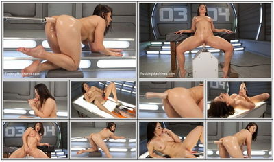Fucking Machines - Jun 3, 2015 - Lea Lexis