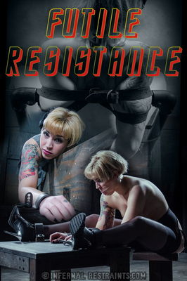Infernal Restraints - Jun 5, 2015: Futile Resistance | Elizabeth Thorn