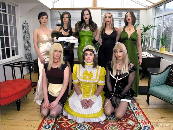 new 06.06.2015 Pretty Maid Manor Pt2 part 2