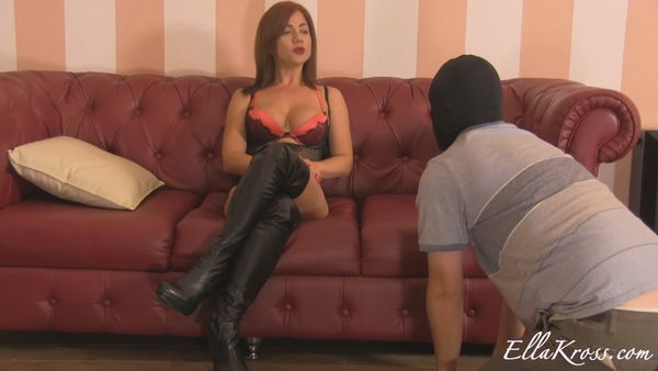 new 09.06.2015 Making a Potential Slave Suck Cock!