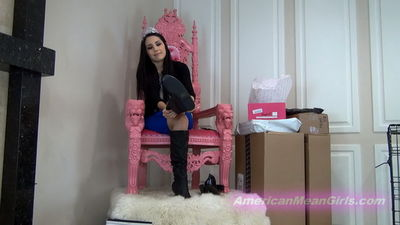 American Mean Girls - Boots And More For Bella
