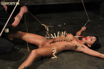 Society SM - Torrential Pain - Gia DiMarco