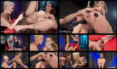 Electro Sluts - Jul 2, 2015 - Lorelei Lee and Cassidy Klein