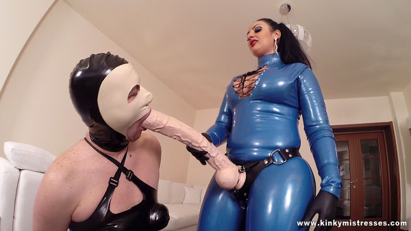 Mistress Ezada - A Blowjob For The Mistress