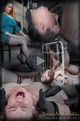 Sexually Broken - Aug 17, 2015 Bella Rossi | Matt Williams | Jack Hammer