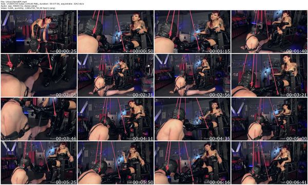 TheEnglishMansion - Mistress Ultra Violet - Ultra Cruel Ultra Violet part 1-5 update 23.09.2015