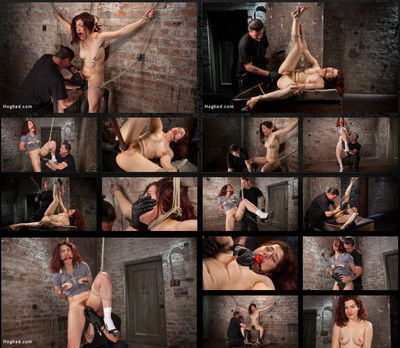 Hogtied - Aug 27, 2015 - The Pope and Ingrid Mouth