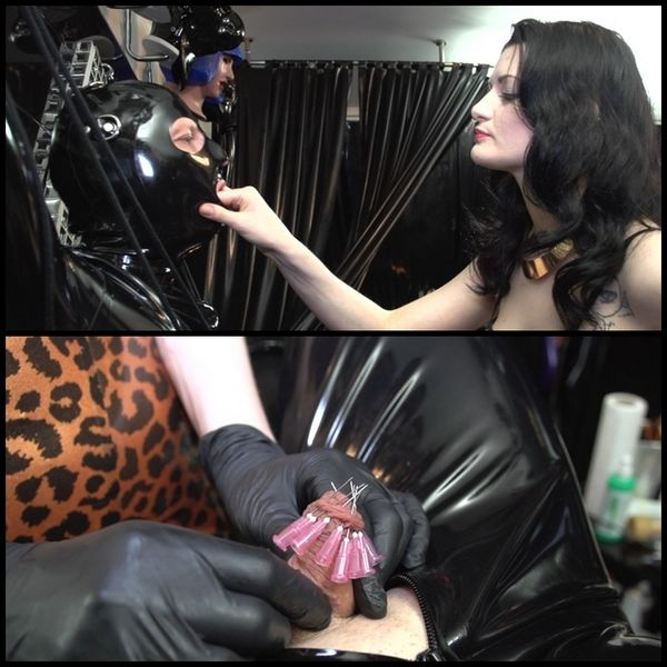 Insertions in Rubber 1-2