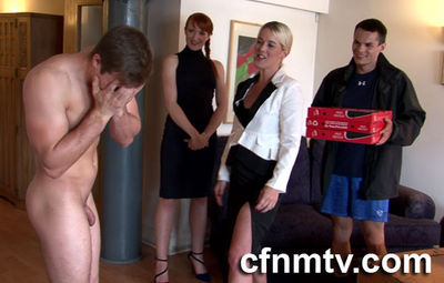 CfnmTV - Office Rival Stripped 3
