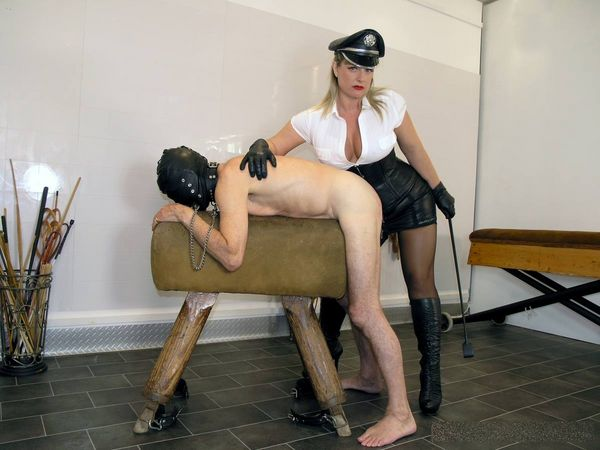 TheEnglishMansion - Lady Nina Birch - Slave Positions part 1-3 update