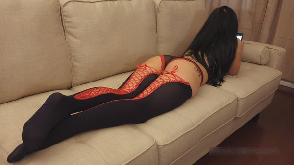 MenAreSlave - Katrina - Stocking Slut