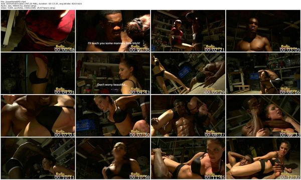 EroticFemaleDomination - Powerful Wrestling Champion Serves A Painful Lesson