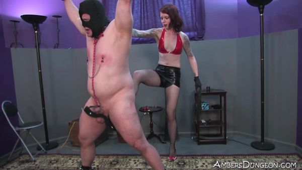 AmberDungeon - Mistress Eden - Musclebound Mayhem - Part 1 of 3