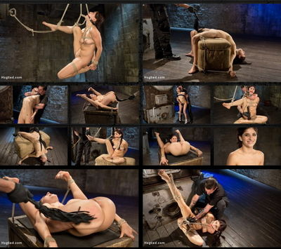 Hogtied - Oct 22, 2015 - The Pope and Nikki Knightly