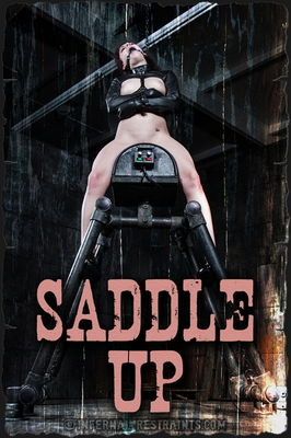 Infernal Restraints - Oct 23, 2015: Saddle Up | Nikki Knightly