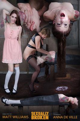 Sexually Broken - Aug 31, 2016 Anna de Ville | Dee Williams | Matt Williams