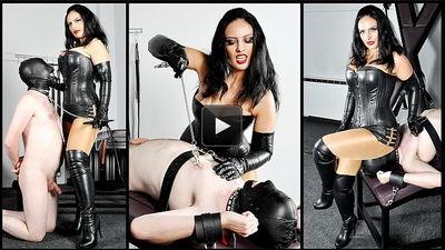 Femme Fatale Films - Mistress Ezada Sinn - Under My Arse
